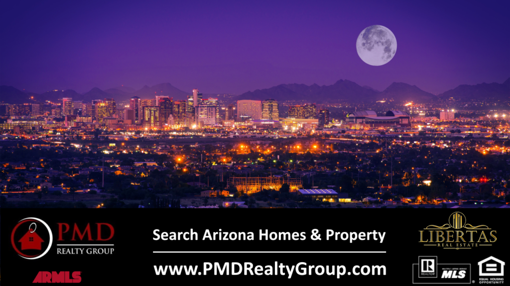 Phoenix Arizona real estate and homes for sale in the Phoenix Valley and Maricopa County