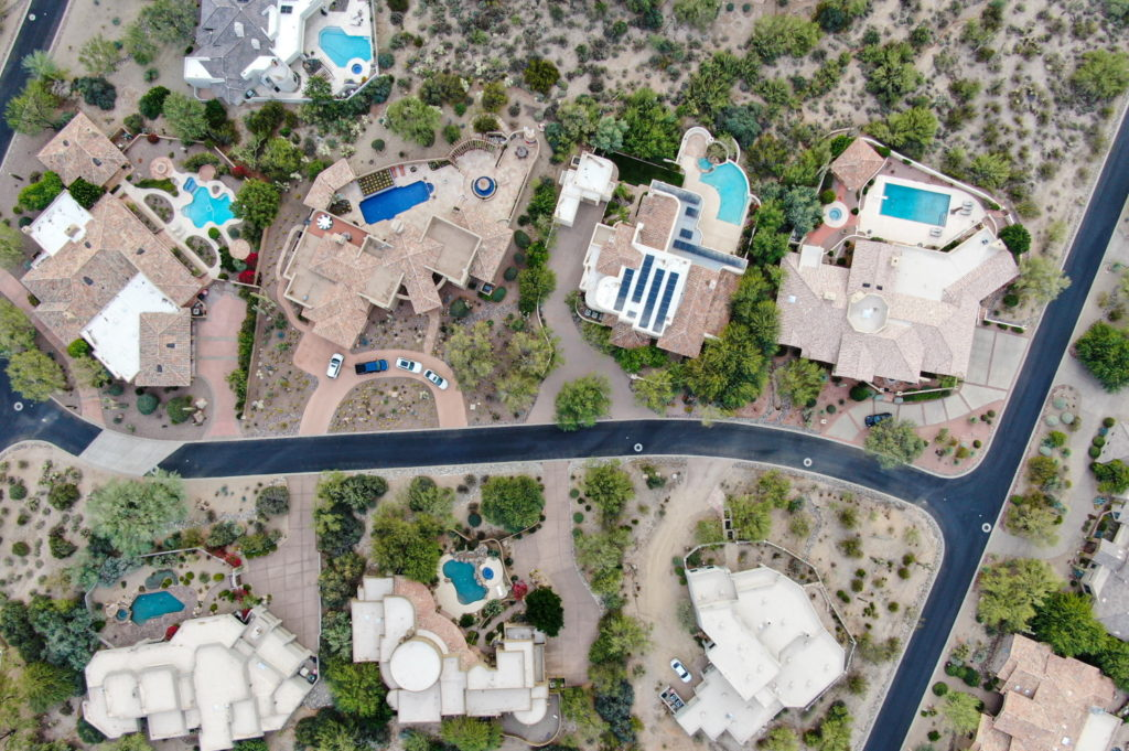 Homes for sale in Palm Valley neighborhood of Goodyear Arizona