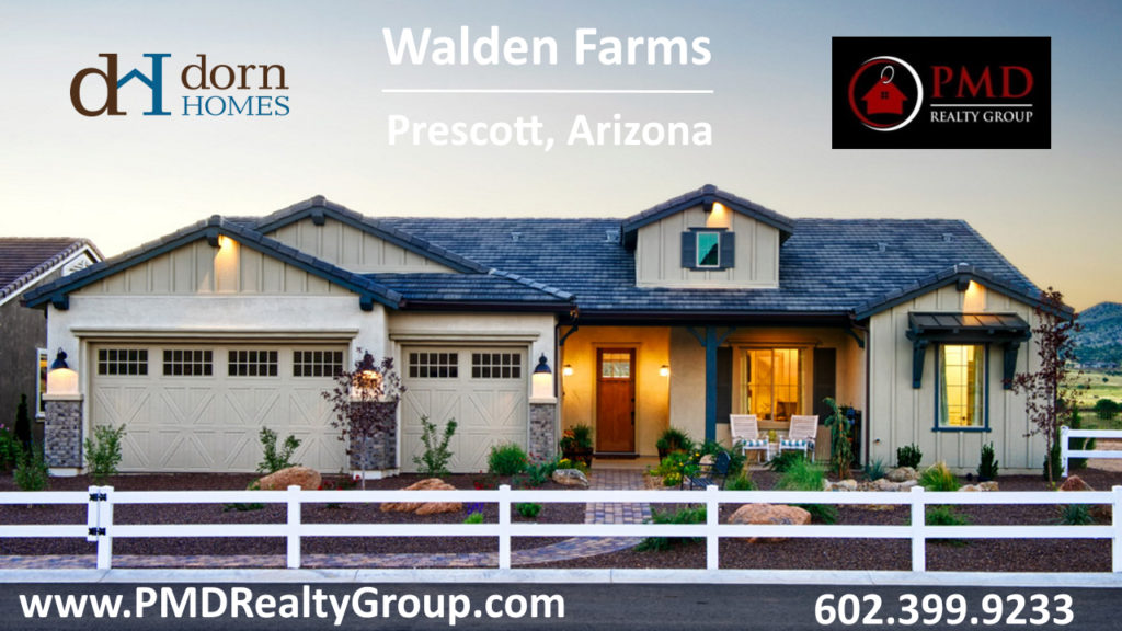Walden Farms by Dorn Homes New Construction Homes For Sale Prescott Arizona