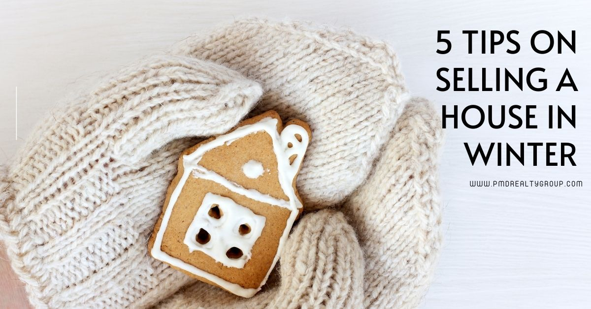 5 Tips on Selling a House in Winter