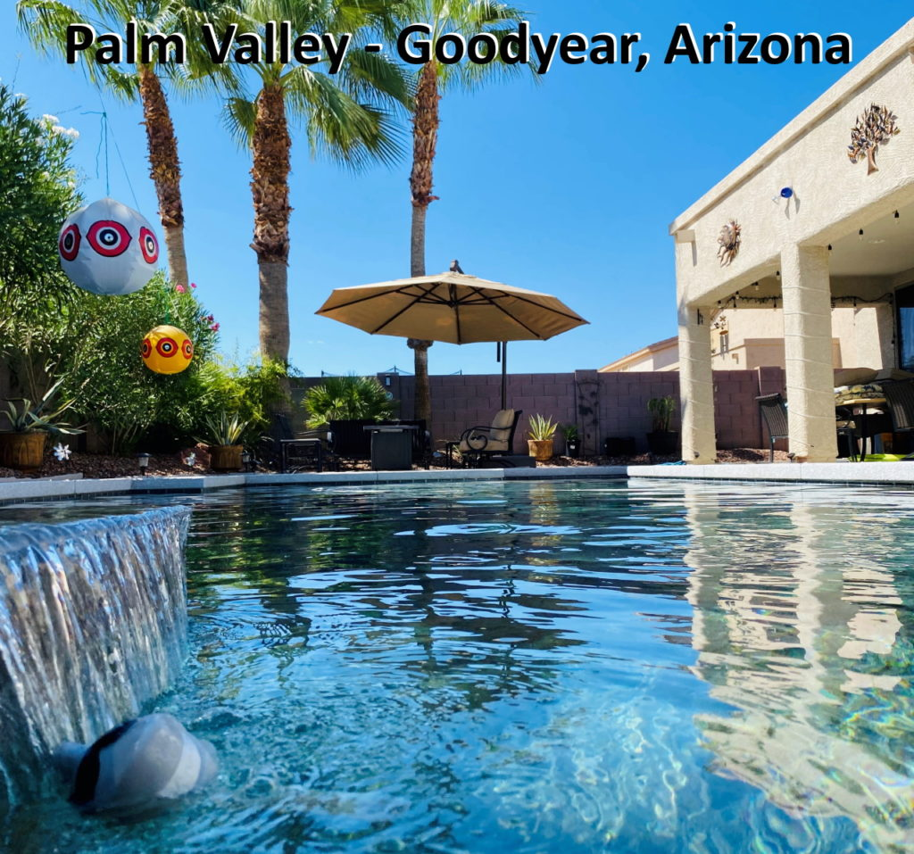 Pool Home for sale in Palm Valley in Goodyear Arizona
