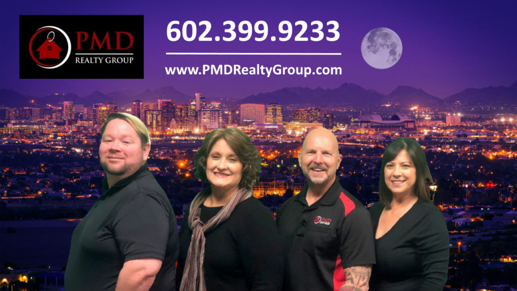 PMD Realty Group Libertas Real Estate Waddell Arizona Homes For Sale Team Photo