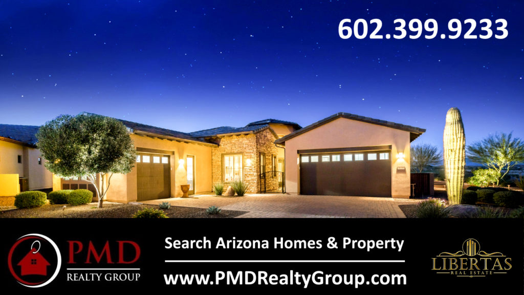 Beautiful New Homes and Real Estate for sale in Scottsdale Arizona